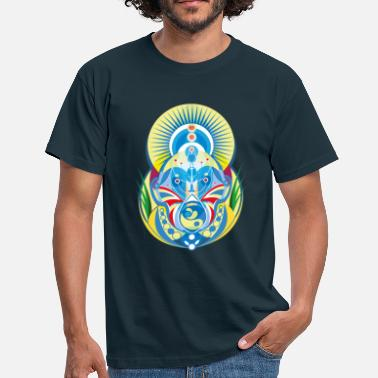 Enlightenment Monkey enlightenment - Men's T-Shirt