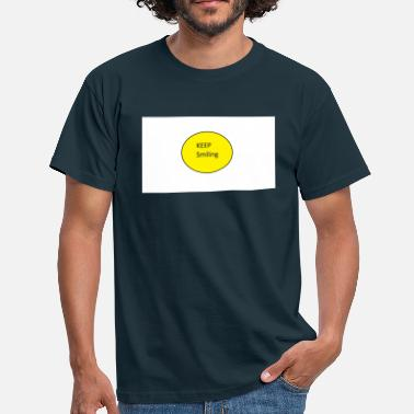 Souriant souriant - T-shirt Homme