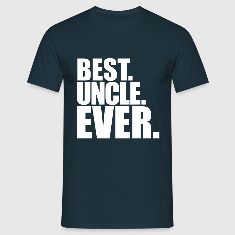 uncle oom - Mannen T-shirt
