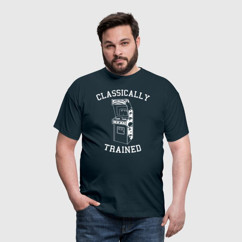 Classically Trained - Arcade - Men's T-Shirt