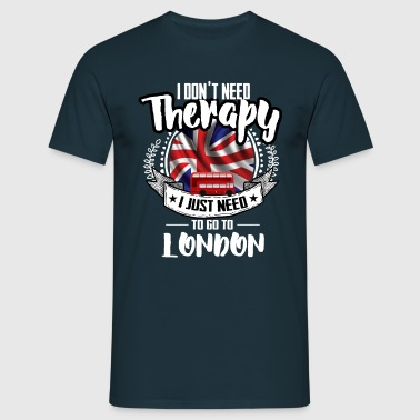 Therapy London - Men's T-Shirt