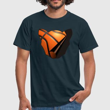 Basketbal Coach basketbasketball - Mannen T-shirt