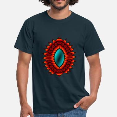 Gem The eye of the gem - Men's T-Shirt