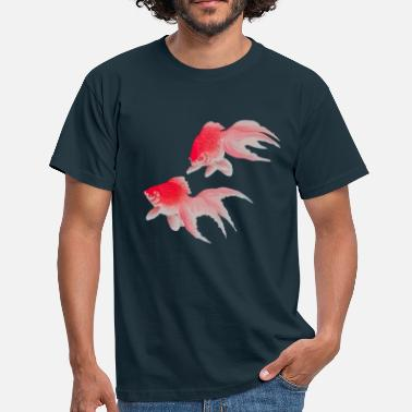 Bonsai Japanese Gold Fishes 2 - Camiseta hombre