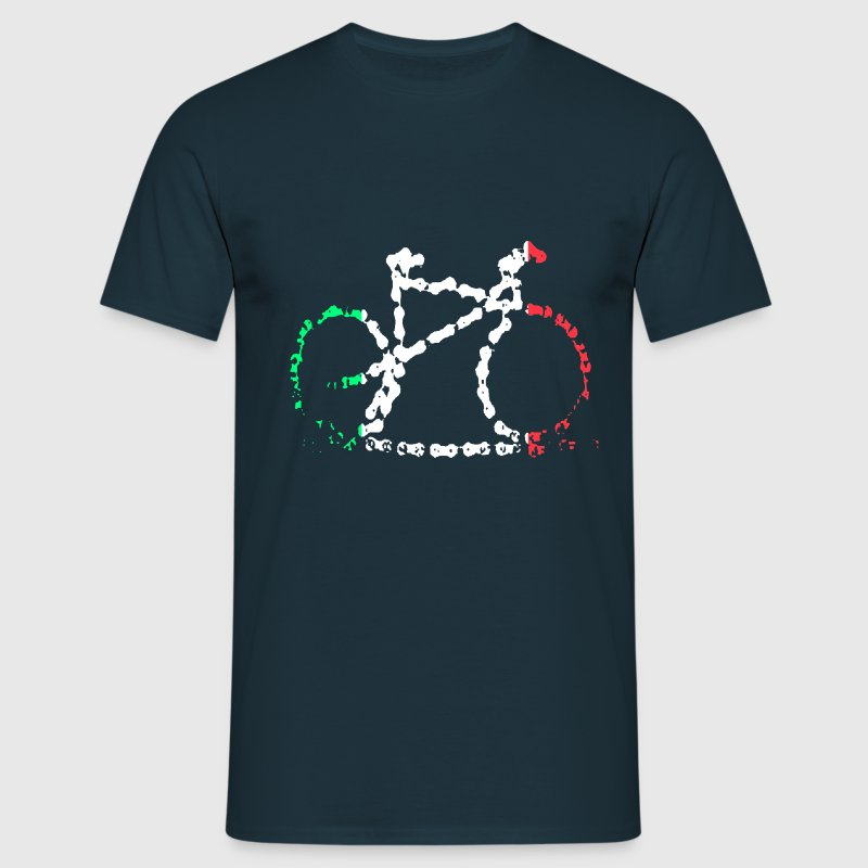 Italian Bike Chain - Men's T-Shirt