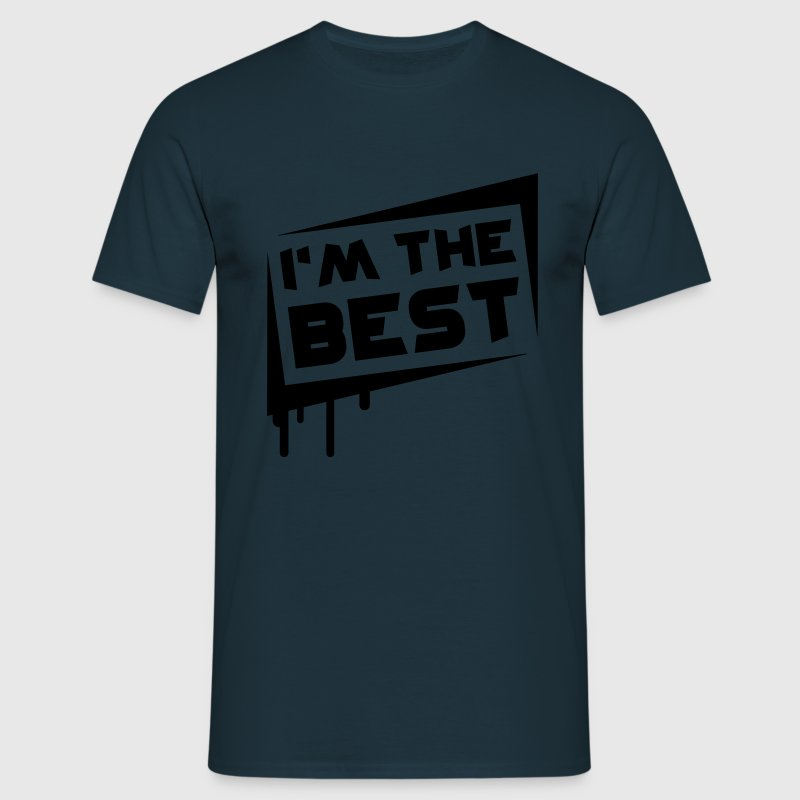 I'm The Best - Herre-T-shirt