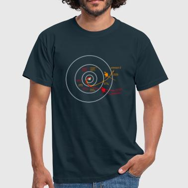 Voyager 1 T Shirt - Men's T-Shirt