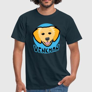 The Golden Ratio Venkman - Men's T-Shirt