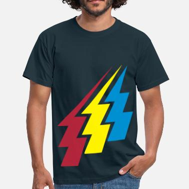 Lightning Lightning - Men's T-Shirt
