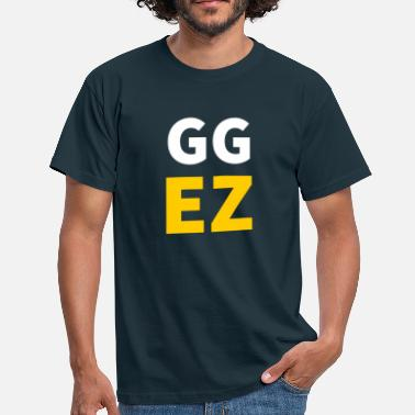 League Of Legends GG EZ - T-shirt Homme