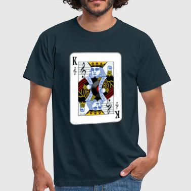 King of Music Tee - Camiseta hombre