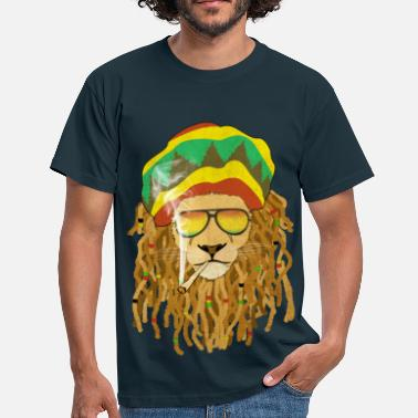 Lion Dreadsmoke - T-shirt Homme