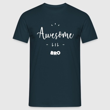 Awesome LIL BRO - Männer T-Shirt