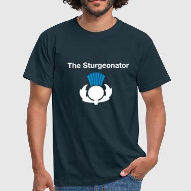 The Sturgeonator - Scottish Independence - Men's T-Shirt