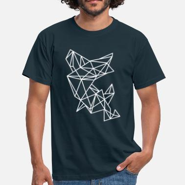 Filigree Filigree pattern  - Men's T-Shirt