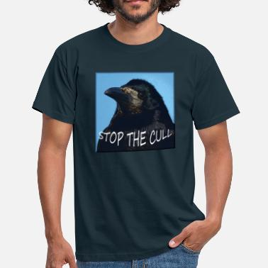Cull Stop the Cull Navy - Men's T-Shirt