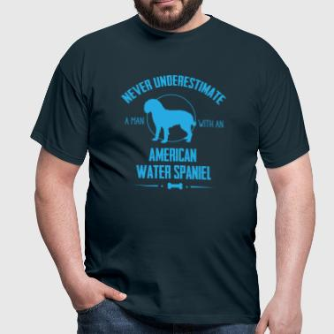 Dog AWS NUM - Men's T-Shirt