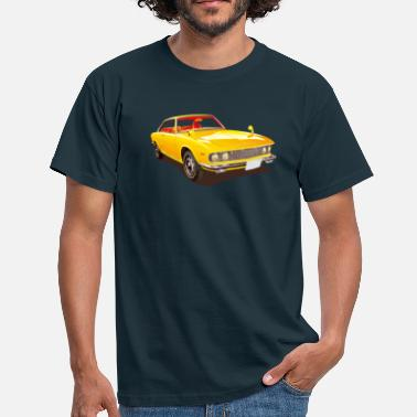 Retro Car retro car - Männer T-Shirt