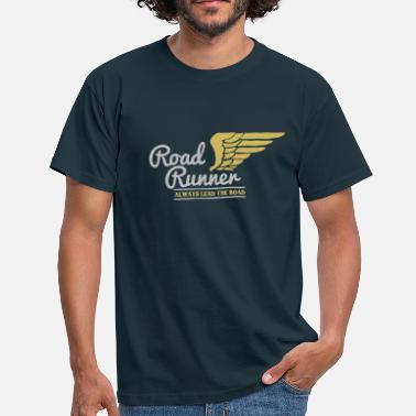 Roadsign Road Runner - Men's T-Shirt