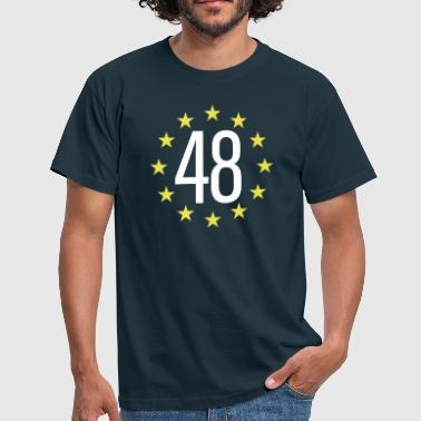 WE ARE THE 48% - Men's T-Shirt