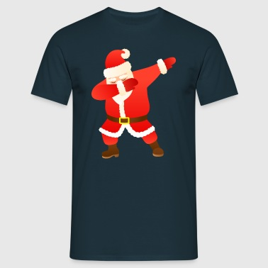 Santa Dab Dance Illustration | Christmas Gift - Männer T-Shirt