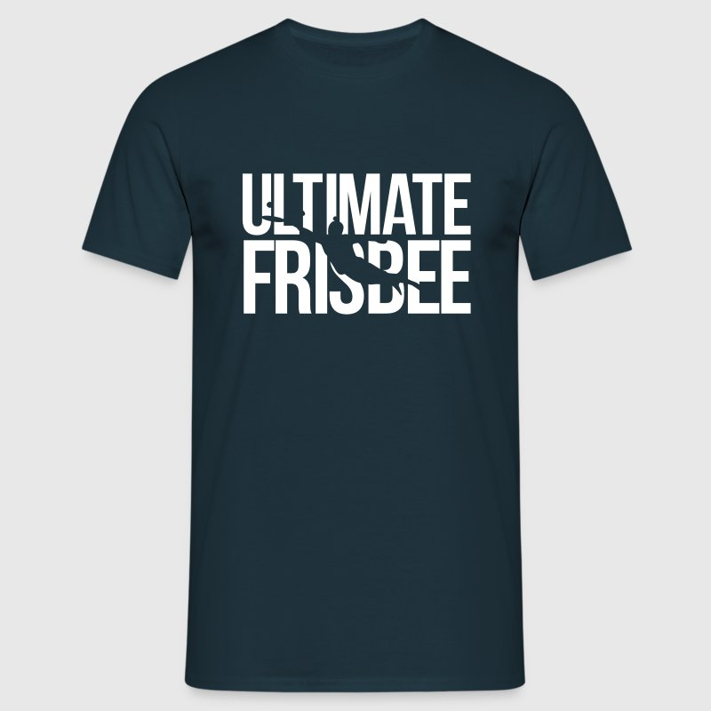 ultimate frisbee - Mannen T-shirt