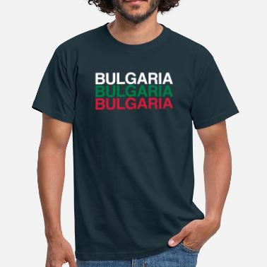 Burgas BULGARIA - Men's T-Shirt