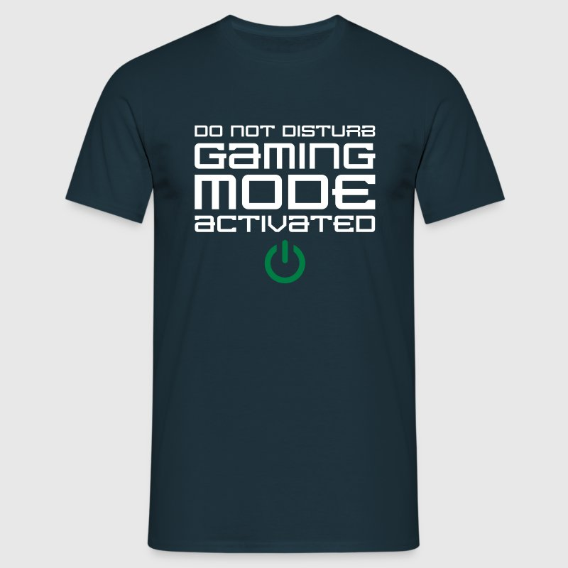 Gaming Mode Activated - Mannen T-shirt