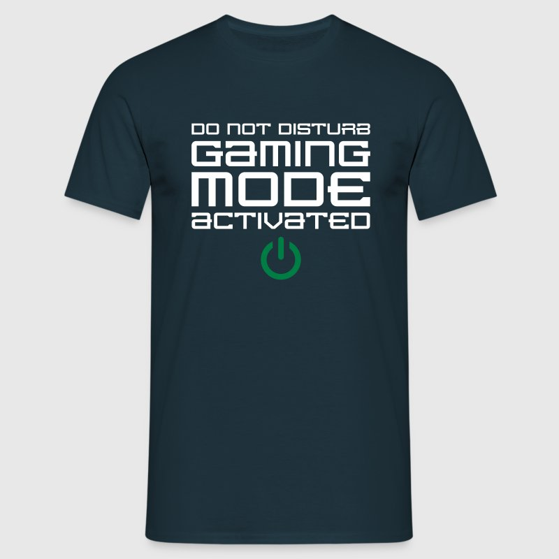 Gaming Mode Activated - Men's T-Shirt