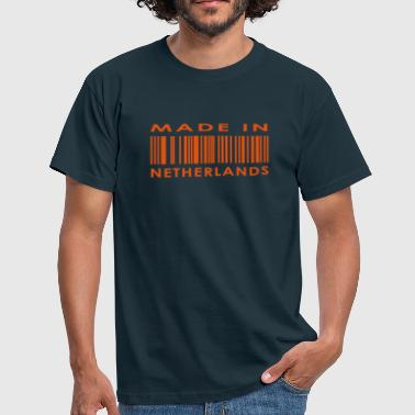 Made in Netherlands / Nederland - Mannen T-shirt