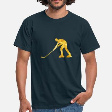 Street Hockey Street Hockey Basic - Men's T-Shirt