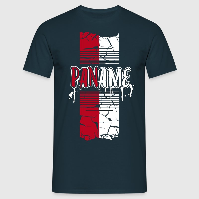 paname coulure - T-shirt Homme