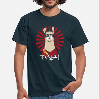 Lama Dalai - Men's T-Shirt