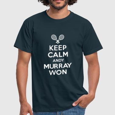 Andy Murray 77 years of waiting finally paid off - Men's T-Shirt