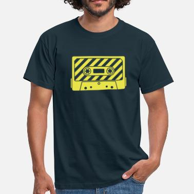 Audio Tape - Music Cassette - T-shirt Homme