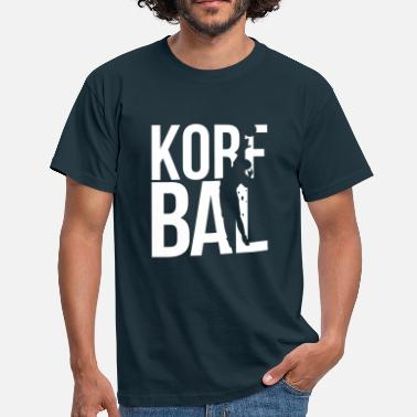 Korfball korfbal korfball - Men's T-Shirt