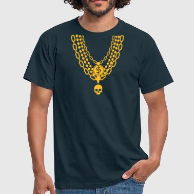 collier colliers - T-shirt Homme