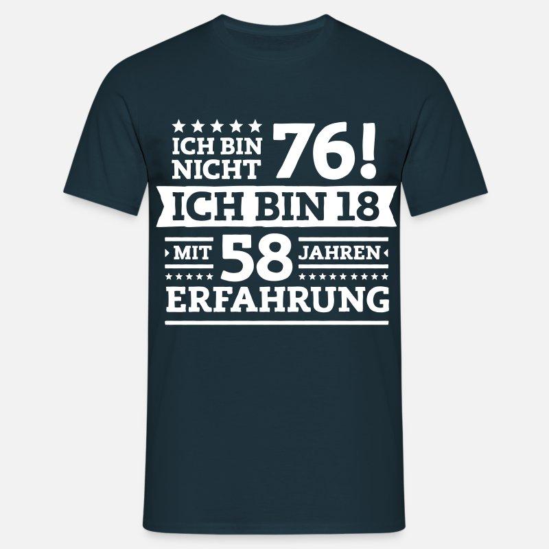Zum 76 Geburtstag Von Happy Shirtday Spreadshirt