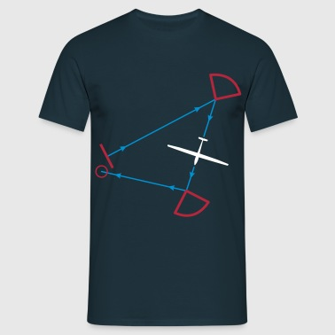 glider competition - Men's T-Shirt