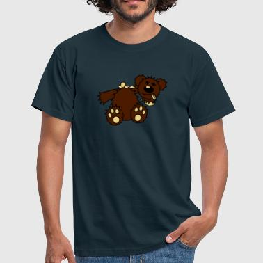 Headless Teddy - Men's T-Shirt