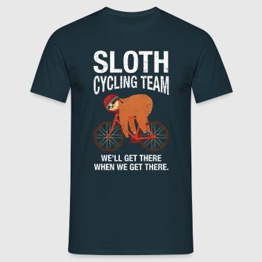 Sloth Cycling Team - Camiseta hombre
