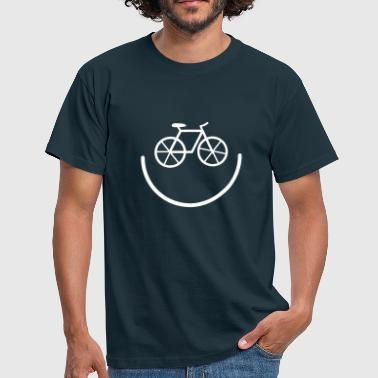 Copenhagen bicycle - Men's T-Shirt