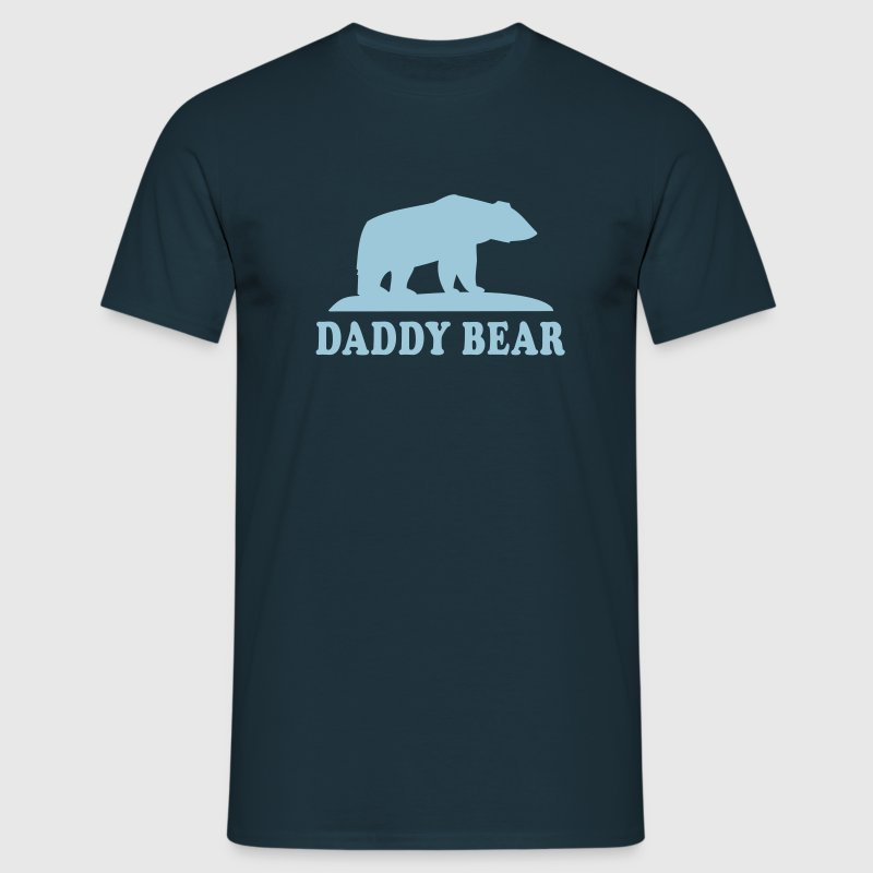 DADDY BEAR - Men's T-Shirt