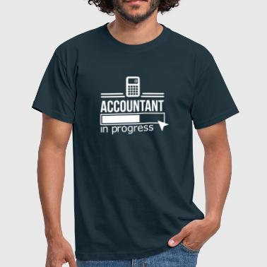 Accountants accountant - Mannen T-shirt