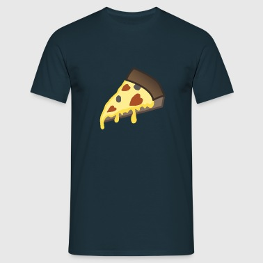 PIZZA SHIRT - Men's T-Shirt