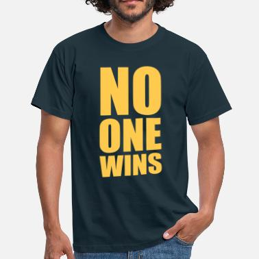 Iran no one wins - T-shirt Homme