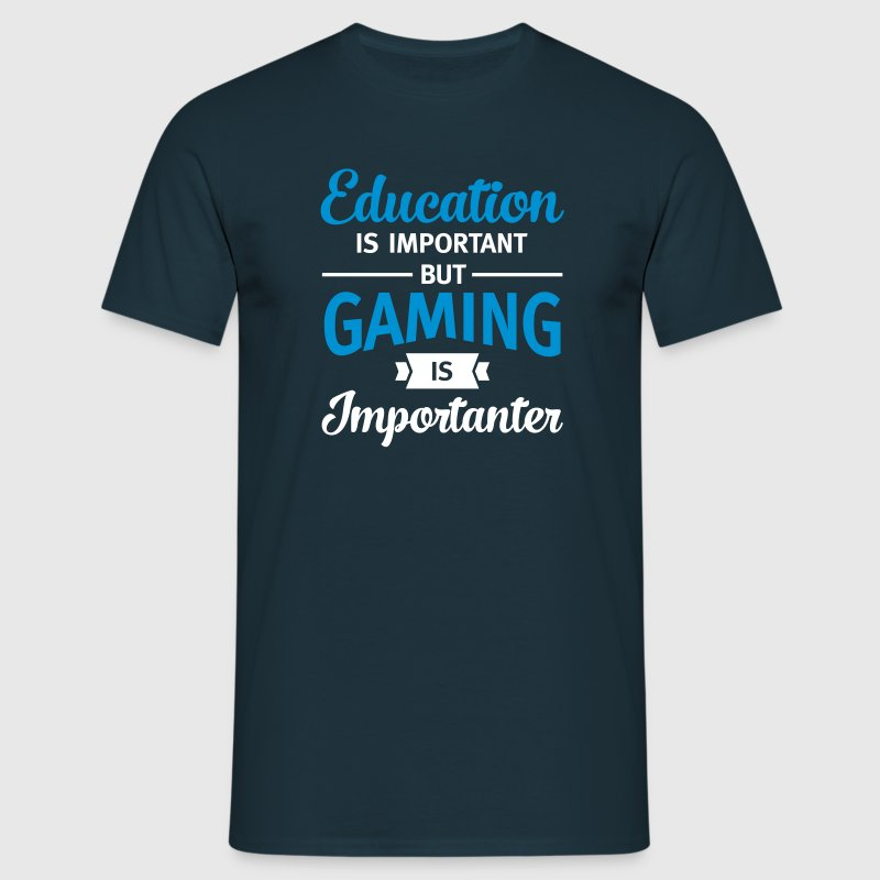 Gaming - Importanter - T-shirt Homme