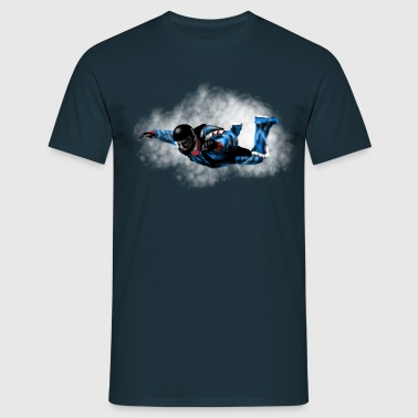 skydiver - T-shirt Homme