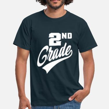 2nd Grade 2nd Grade - Men's T-Shirt