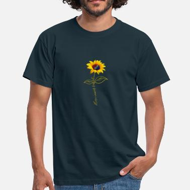 Grateful Dead Here Comes Sunshine Sunflower - Camiseta hombre